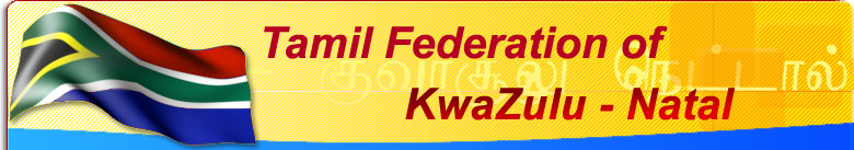 The Tamil Federation of KwaZulu-Natal